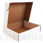 Embalagem Box - DUPLA FACE  - ( Branca / Parda ) - 17 / 13 - Com 20 unidades