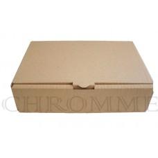 Embalagem Box - Parda  - 25 / 25 - Com 20 unidades