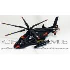 Helicóptero Modelo Black Hawk - COR PRETO