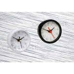 Inserto de relógio Analógico 9 cm – COR BRANCO – Embalagem com 5 unidades