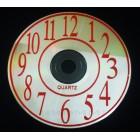 Mostrador Para Relógio em CD 12 cm - Espelhado - EMBALAGEM COM 10 UNIDADES