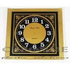 Mostrador Para Relógio 23 X 25 cm - Dourado - EMBALAGEM COM 10 UNIDADES